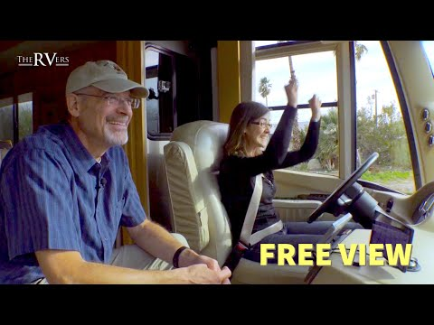 The RVers: Season 1, Episode 02 FREE VIEW - Learning to drive an RV (Pt. 2) & RV Internet Essentials