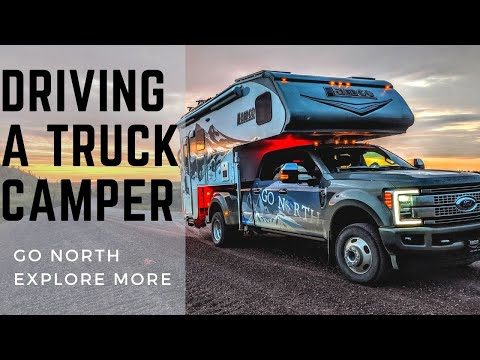 Driving & Off-Roading in a Truck Camper, Thoughts After 6 Months On The Road | Go North Explore More