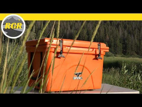 Orca Cooler Review - 40 QT Bear-Proof Cooler | High Performance Long Lasting Durable Cooler