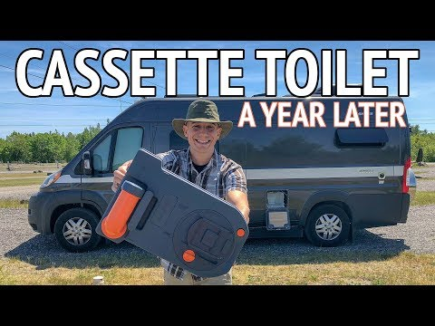 Cassette Toilet Review - What Is it? How Do You Use it? Where Do You Dump It?
