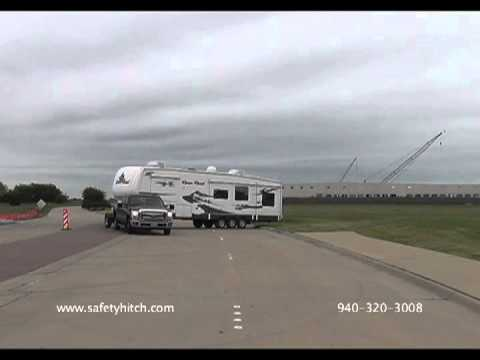 Maneuverability - The Automated Safety Hitch System