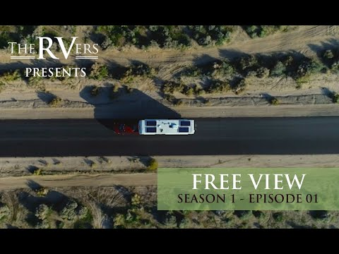 The RVers: Season 1, Episode 01 FREE VIEW - Learning to drive an RV & RVing's Sense of Community