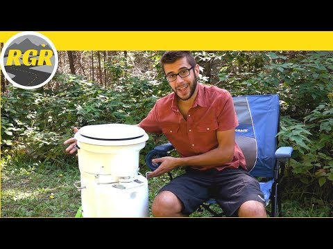 Air Head Composting Toilet | Product Review | Eco-Friendly & Off-Grid Toilet