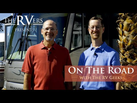 On The Road with the RVgeeks