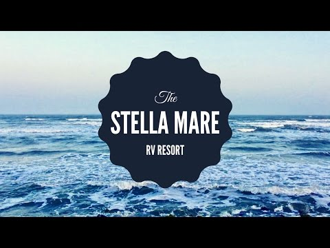 The Stella Mare RV Resort in Galveston, Texas 💯🏖 Full Time RV Living