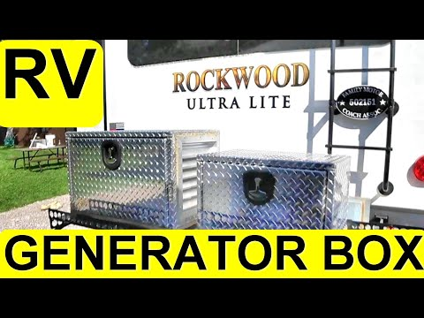 RV Generator Box Build FINALLY DONE