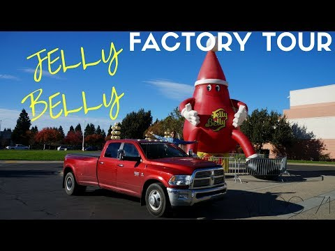 Touring the Jelly Belly Factory! (and Napa)   MOTM VLOG 83