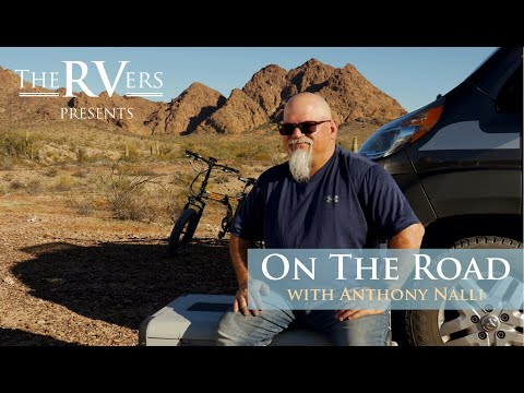 On The Road with Anthony Nalli (Creator of The RVers)