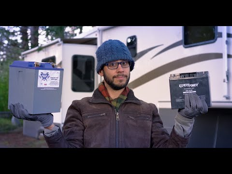 Do Lithium Batteries Work In Cold Weather? Testing Lithium Vs Lead Acid in Freezing Temps
