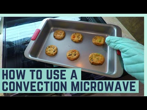 How to Use a Convection Microwave (With Confidence) || Fulltime RV Living