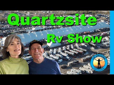 2020 Quartzsite Rv Show Highlights | Camping Gadgets and Gear |