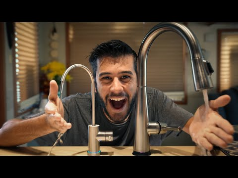 RV Faucets and Filters That Will Effortlessly Save & Purify Water - RV Touch Faucet