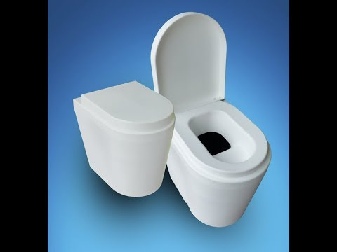 Sun-Mar GTG Toilet