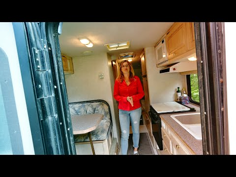 Bigfoot Truck Camper Pre-Renovation Tour - We're Turning This Old Truck Camper Into an Overland RV!