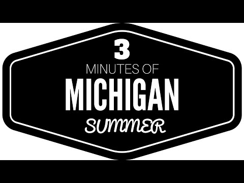Pure Michigan Month of Travel! | VLOG #54