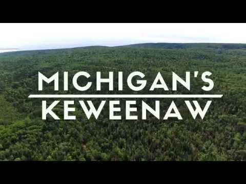 Michigan's Keweenaw By Air | Mortons on the Move