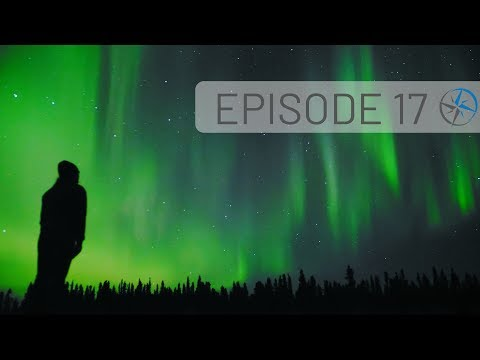 Northern Lights In Alaska, Chena Hot Springs & Ice Museums | Go North Ep 17