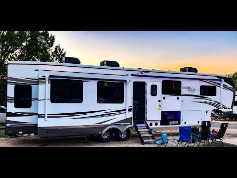 Our New 2021 Jayco North Point 377 RLBH! Updates Revealed!