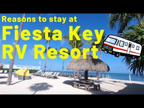 Reasons to Stay at Fiesta Key RV Resort in the Florida Keys