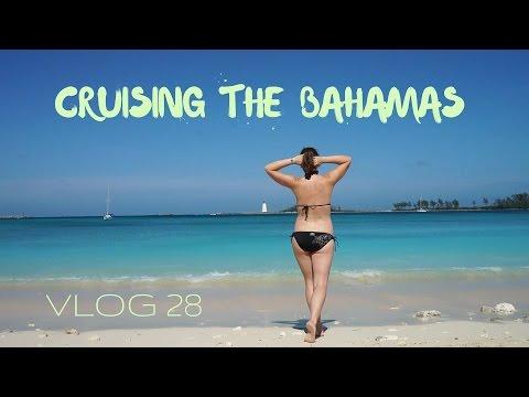 ALL INCLUSIVE CRUISE TO THE BAHAMAS - Norwegian Sky | MOTM VLOG #27