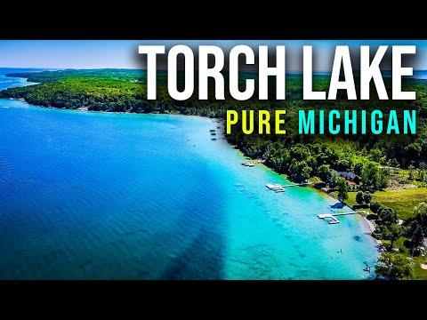 Torch Lake & Higgins Lake | Pure Michigan Camping