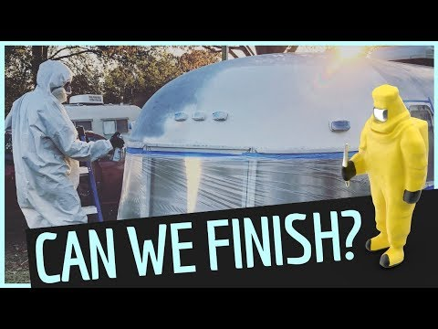 Can We FINISH This AIRSTREAM RENOVATION?