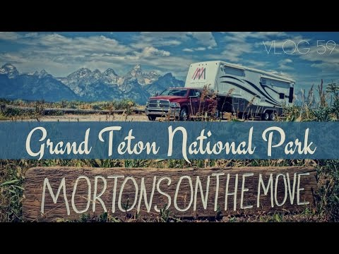 Grand Teton National Park & Jackson Hole, Wyoming | MOTM Vlog #59