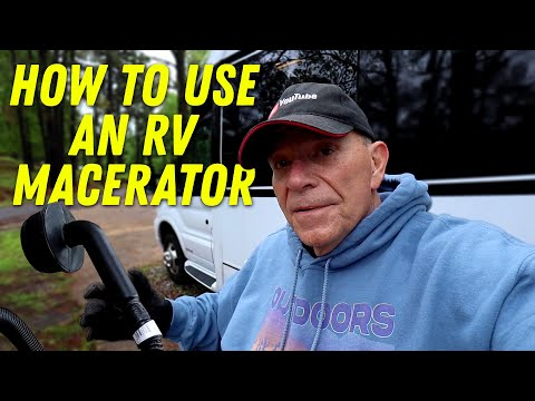 How To Use an RV Macerator | 5 Easy Steps