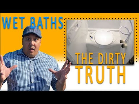 RV Wet Baths What You Should Know