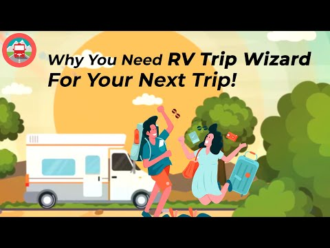 RV Trip Wizard Highlights