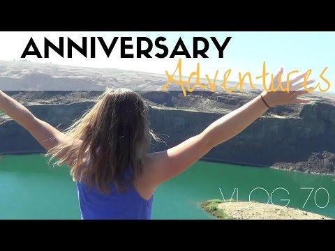 Ancient Lakes, Ice Age Floods, and Leavenworth! | Eastern Washington | VLOG 70