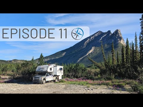 Driving the Dalton Highway to the Arctic! Fun in the Midnight Sun & Fairbanks AK | Go North Ep 11