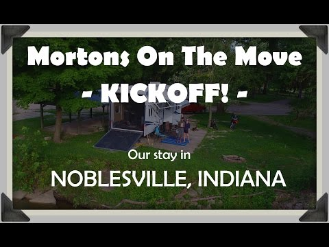 Mortons On The Move Kickoff - Noblesville, Indiana (July 2015)