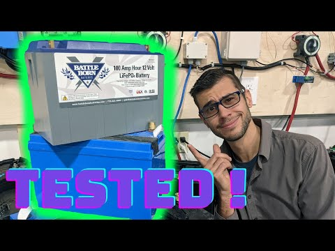 Don't Waste Your Money On Batteries - The Shocking Truth I Discovered When Testing RV Batteries