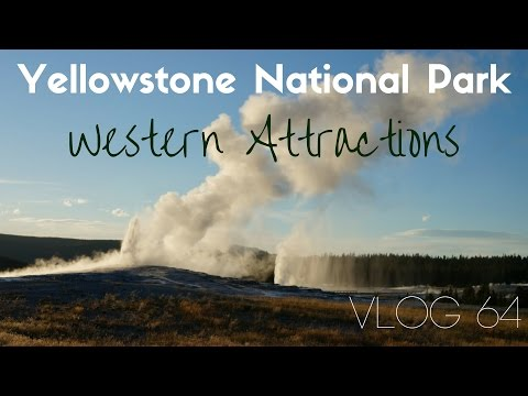 Yellowstone Take 2 - Western Attractions | MOTM Vlog #64