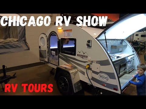 Chicago RV Show | RV Tours | RV Life