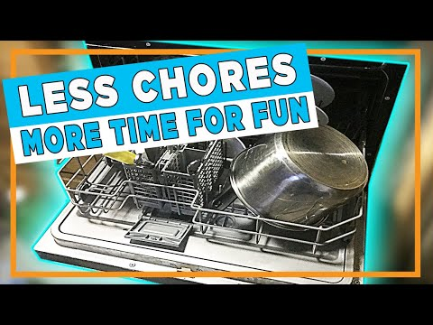 🔴How we installed a dishwasher in our RV   RV Renovation