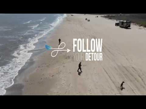Free Beach Front Camping at Bolivar Beach, TX