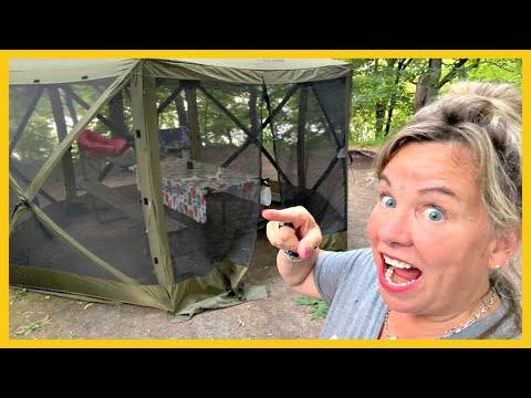 Is this Screen Tent (Clam Quick Set Escape) WORTH THE MONEY? ➡️ Owners TELL ALL!