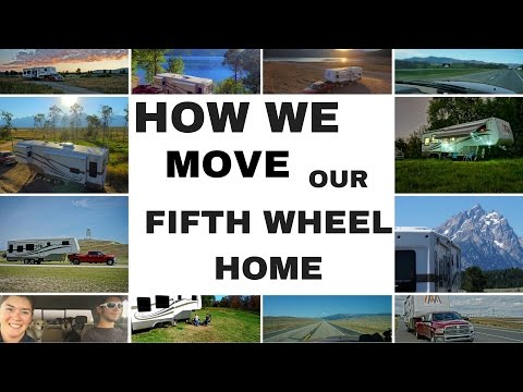 Moving Our Home On Wheels (Without yelling at each other)