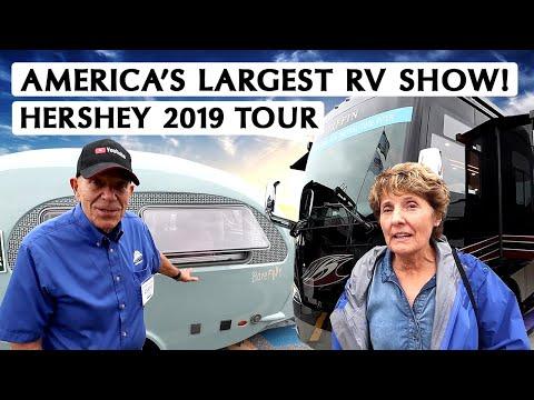 Hershey 2019! America's Largest RV Show