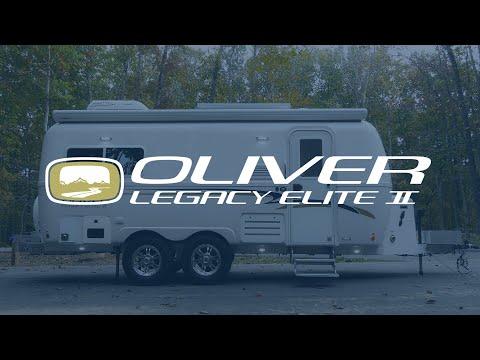 The 2020 Legacy Elite II Oliver Travel Trailer Walkthrough Tour