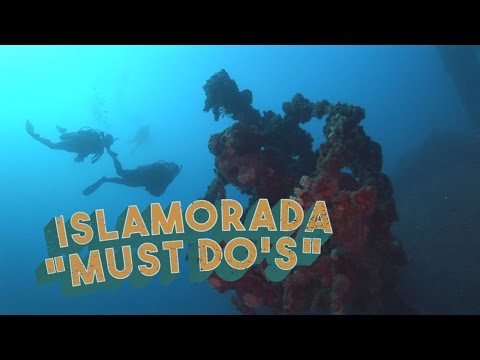 Florida Travel: Must-Do List for Islamorada in the Florida Keys