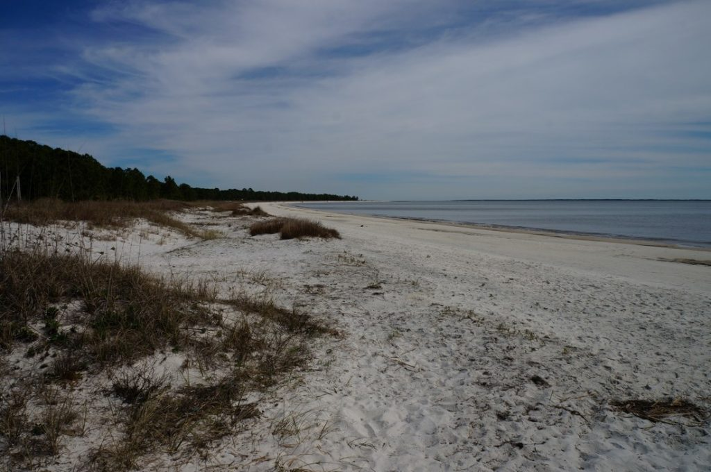 carrabelle beach in florida