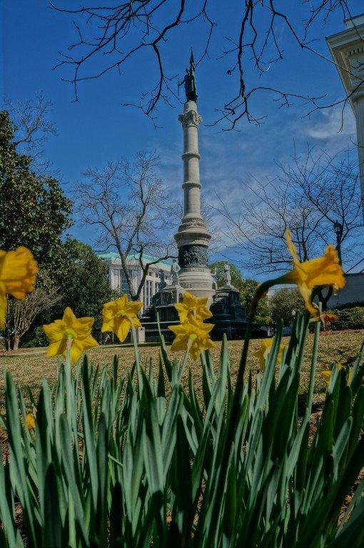 confederate monument montgomery