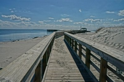 cape charles boardwalk
