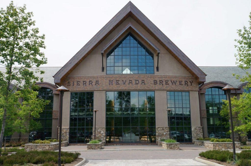 sierra nevada brewing company asheville