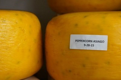 peppercorn asiago cheese