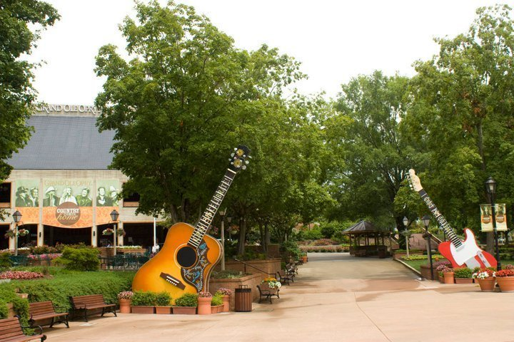 camping grand ole opry