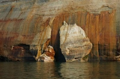 pictured rocks collapse